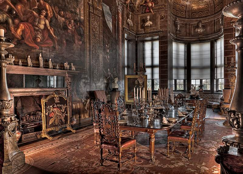 Trophy Record The Bow Room Burghley House By Keith Lynch Lrps Jpg